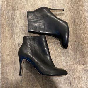 Aldo Quezaire Leather Booties